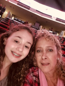 Christine attended Chris Young: Losing Sleep World Tour 2018 - Country on Dec 1st 2018 via VetTix