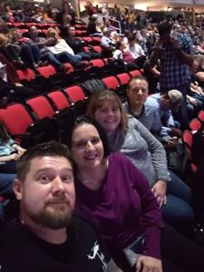 Michael attended Chris Young: Losing Sleep World Tour 2018 - Country on Dec 1st 2018 via VetTix