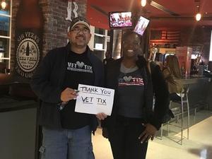 miguel attended Phoenix Suns vs. Orlando Magic - NBA on Nov 30th 2018 via VetTix