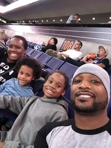 Clifford attended Phoenix Suns vs. Orlando Magic - NBA on Nov 30th 2018 via VetTix