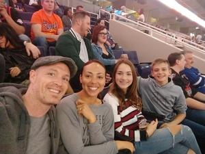 Patrick attended Phoenix Suns vs. Orlando Magic - NBA on Nov 30th 2018 via VetTix
