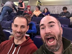 Brandon attended Phoenix Suns vs. Orlando Magic - NBA on Nov 30th 2018 via VetTix