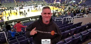 Shawn attended Phoenix Suns vs. Orlando Magic - NBA on Nov 30th 2018 via VetTix