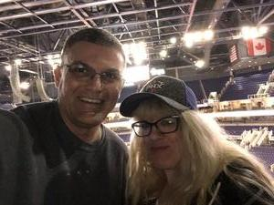 Edward attended Phoenix Suns vs. Orlando Magic - NBA on Nov 30th 2018 via VetTix