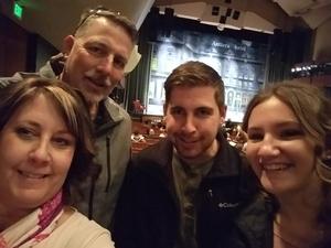 Steven attended A Colorado Nutcracker Performed by Colorado Ballet Society - Saturday Matinee on Dec 22nd 2018 via VetTix