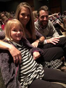 William attended A Colorado Nutcracker Performed by Colorado Ballet Society - Saturday Matinee on Dec 22nd 2018 via VetTix