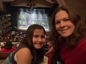 Benny attended A Colorado Nutcracker Performed by Colorado Ballet Society - Saturday Matinee on Dec 22nd 2018 via VetTix