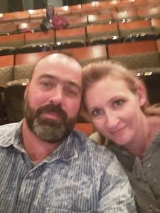 Ed and Elisa Fisher attended A Colorado Nutcracker Performed by Colorado Ballet Society - Saturday Matinee on Dec 22nd 2018 via VetTix