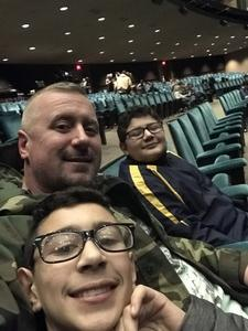 Richard attended Champions of Magic on Dec 7th 2018 via VetTix