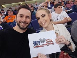Alan attended Phoenix Suns vs. Sacramento Kings - NBA on Dec 4th 2018 via VetTix