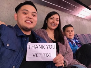 Jeffery attended Phoenix Suns vs. Sacramento Kings - NBA on Dec 4th 2018 via VetTix