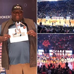 John Graves attended Phoenix Suns vs. Sacramento Kings - NBA on Dec 4th 2018 via VetTix