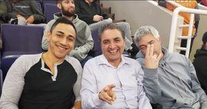 Isaac attended Phoenix Suns vs. Sacramento Kings - NBA on Dec 4th 2018 via VetTix