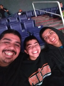 Richard attended Phoenix Suns vs. Sacramento Kings - NBA on Dec 4th 2018 via VetTix