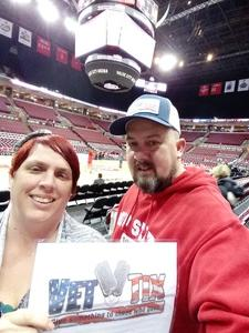 Click To Read More Feedback from Ohio State Buckeyes vs. Univ of Maryland Terrapins - NCAA Womens Basketball