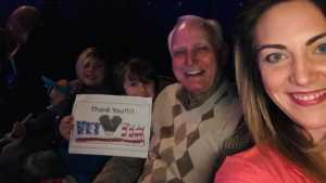 Charles attended Disney on Ice Presents: Worlds of Enchantment on Mar 14th 2019 via VetTix