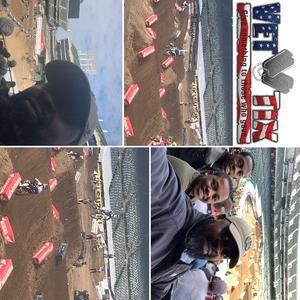 Shari attended Supercross Futures - Motorsports/racing on Jan 27th 2019 via VetTix