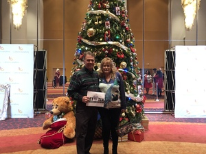 Lawrence attended The Phoenix Symphony - Cirque Holiday Spectacular on Dec 8th 2018 via VetTix