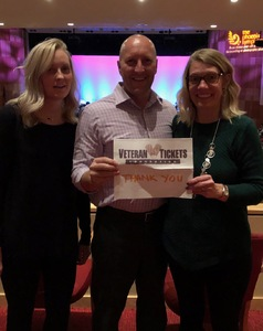 Scott attended The Phoenix Symphony - Cirque Holiday Spectacular on Dec 8th 2018 via VetTix