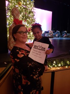 Edric attended The Phoenix Symphony - Cirque Holiday Spectacular on Dec 8th 2018 via VetTix