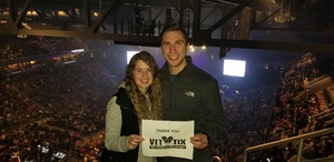 Steven attended Cole Swindell and Dustin Lynch - Reason to Drink Another Tour on Dec 8th 2018 via VetTix