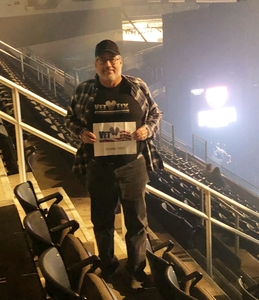 JERRY attended Cole Swindell and Dustin Lynch - Reason to Drink Another Tour on Dec 8th 2018 via VetTix