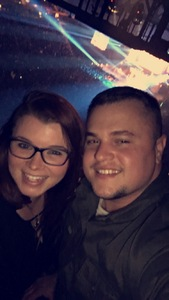 Anthony attended Cole Swindell and Dustin Lynch - Reason to Drink Another Tour on Dec 8th 2018 via VetTix