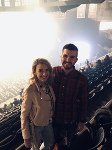 Alexis attended Cole Swindell and Dustin Lynch - Reason to Drink Another Tour on Dec 8th 2018 via VetTix