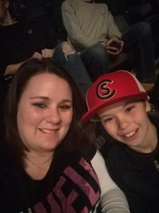 Matthew attended Cole Swindell and Dustin Lynch - Reason to Drink Another Tour on Dec 8th 2018 via VetTix