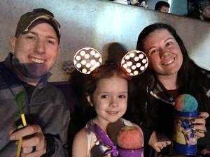 David Cooper attended Disney on Ice Presents Dare to Dream on Jan 17th 2019 via VetTix