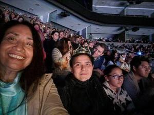 Linda attended Disney on Ice Presents Dare to Dream on Jan 17th 2019 via VetTix