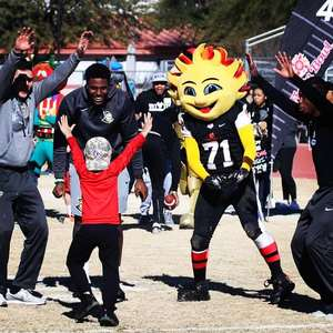 Click To Read More Feedback from Football Boot Camp - Playstation Fiesta Bowl Team Outreach - UCF Knights