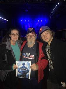 kevin attended Stratgazer Presents Voodoo Christmas with Evalyn Awake, Shadowsin, Thousand Years Wide, Beyond The Grey - 21+ General Admission, Standing Room Only on Dec 22nd 2018 via VetTix