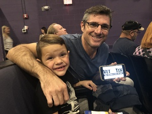 Jason attended A Winnie-the-pooh Christmas Tail - Performed by Valley Youth Theatre - Saturday Matinee on Dec 22nd 2018 via VetTix