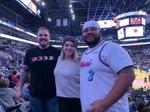 James S attended Phoenix Suns vs. Miami Heat - NBA on Dec 7th 2018 via VetTix
