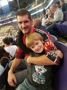 Chandler attended Phoenix Suns vs. Miami Heat - NBA on Dec 7th 2018 via VetTix