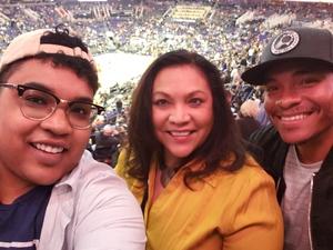 Linda attended Phoenix Suns vs. Miami Heat - NBA on Dec 7th 2018 via VetTix