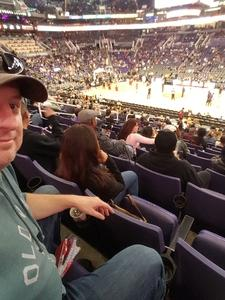 Douglas attended Phoenix Suns vs. Miami Heat - NBA on Dec 7th 2018 via VetTix