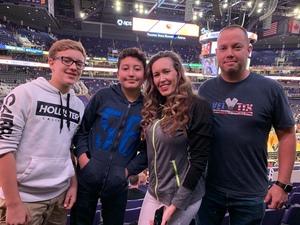 Larry attended Phoenix Suns vs. Miami Heat - NBA on Dec 7th 2018 via VetTix