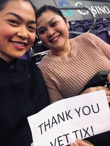 Jeffery attended Phoenix Suns vs. Miami Heat - NBA on Dec 7th 2018 via VetTix