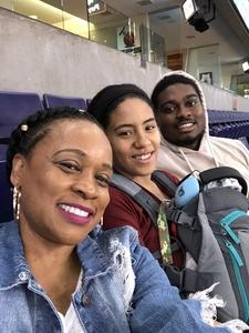 DaSean attended Phoenix Suns vs. Miami Heat - NBA on Dec 7th 2018 via VetTix