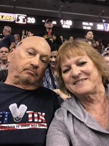 Larry attended Phoenix Suns vs. Miami Heat - NBA on Dec 7th 2018 via VetTix