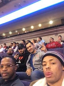 Saif attended Phoenix Suns vs. Miami Heat - NBA on Dec 7th 2018 via VetTix