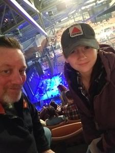 aaron attended Chris Young: Losing Sleep World Tour 2018 - Country on Dec 8th 2018 via VetTix
