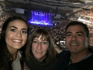 Donald attended Chris Young: Losing Sleep World Tour 2018 - Country on Dec 8th 2018 via VetTix