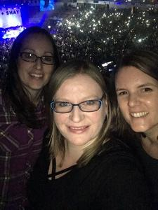Jody attended Chris Young: Losing Sleep World Tour 2018 - Country on Dec 8th 2018 via VetTix