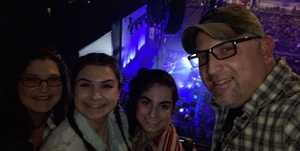 Dean attended Chris Young: Losing Sleep World Tour 2018 - Country on Dec 8th 2018 via VetTix