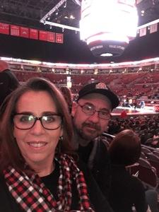 Gene attended Ohio State Buckeyes vs. University of Michigan - NCAA Wrestling on Jan 25th 2019 via VetTix