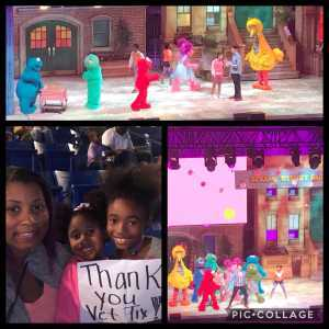 Click To Read More Feedback from Sesame Street Live! Let's Party! - Children's Theatre