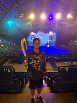 Eugene attended Disney on Ice Presents: Mickey's Search Party on May 16th 2019 via VetTix